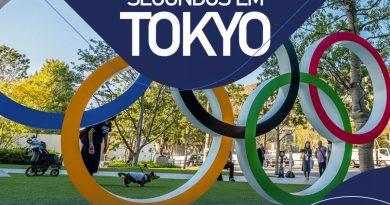 Bahia Notícias / Esportes / Podcast / 60 segundos em Tokyo: Programa traz atualizações diárias sobre os Jogos Olímpicos   21/07/2021