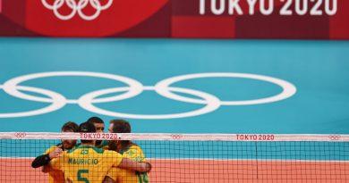 Bahia Notícias / Esportes / Notícia / Com 249 pontos, jogo entre Brasil e França estabelece recorde em Olimpíadas   01/08/2021