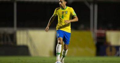 Bahia Notícias / Notícia / Marquinhos é desconvocado da Seleção Brasileira e não encara o Peru   07/09/2021