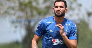 Bahia Notícias / Esportes / E.C. Bahia / De olho na Chapecoense, elenco do Bahia trabalha parte técnica e tática   20/10/2021