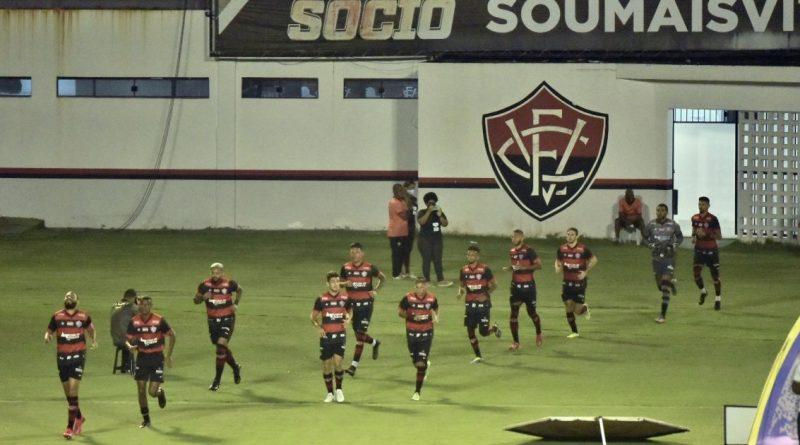 Bahia Notícias / Esportes / E.C. Vitória / Vitória já tem data e horário para estrear na Pré Copa do Nordeste   11/10/2021