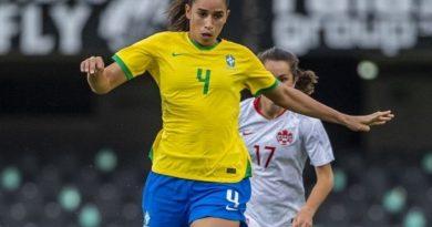 Bahia Notícias / Esportes / Notícia / Baiana é cortada da seleção feminina; Ana Vitória e Andressa Alves são convocadas   08/10/2021