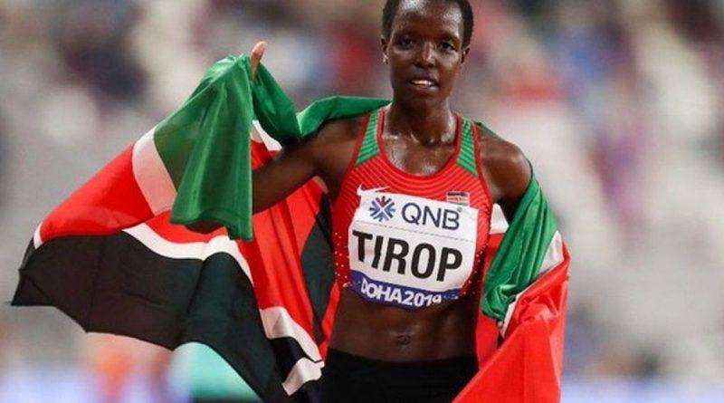 Bahia Notícias / Esportes / Notícia / Recordista mundial de atletismo, queniana é encontrada morta a facada em casa   13/10/2021